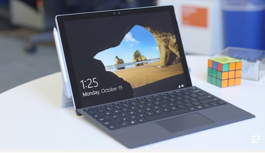 Microsoft Surface Pro 5 Release Date News Amp Update Pro