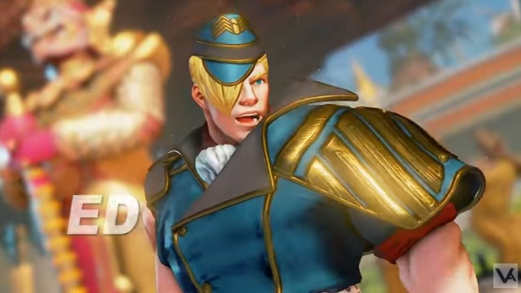 Street Fighter 5' News & Update: Playable Character Ed New