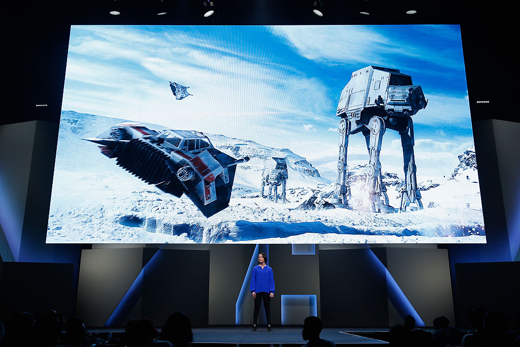 It's Game On for Electronic Arts'