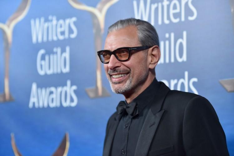 Jurassic World 2' Cast Jeff Goldblum Teases New Dino Flick