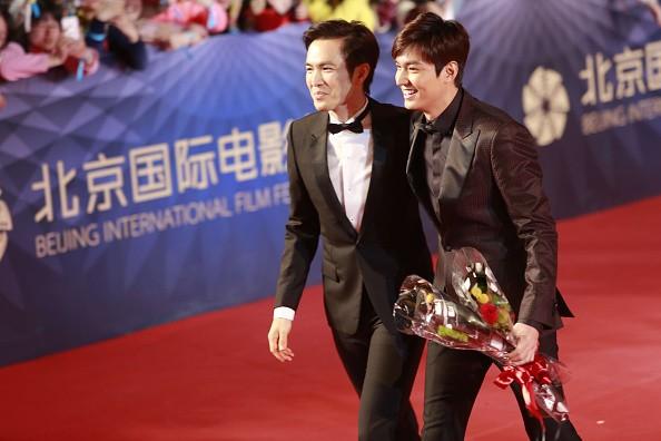 b33171f1 Lee Min Ho at the red carpet of 2016 Beijing International Film Festival