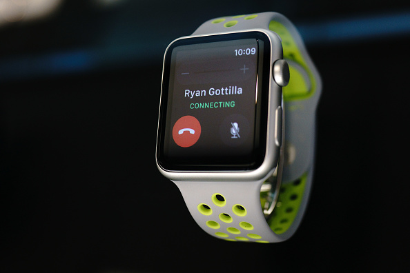 Apple reportedly working on watch-based glucose monitor