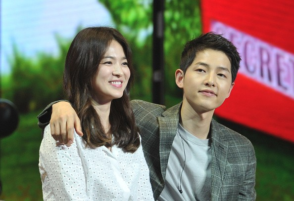 Song Hye Kyo Song Joong Ki Expecting A Baby Pregnancy Rumors