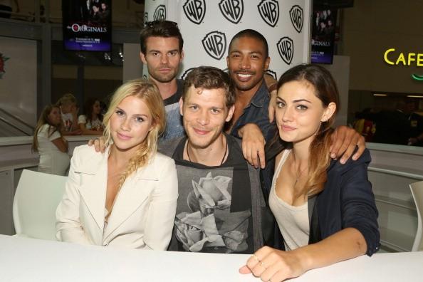 The Originals' Season 5 On Its Way, Suggests Charles Davis