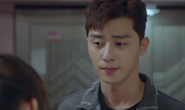 Park Seo Joon S Fight For My Way Kiss Scene With Lee