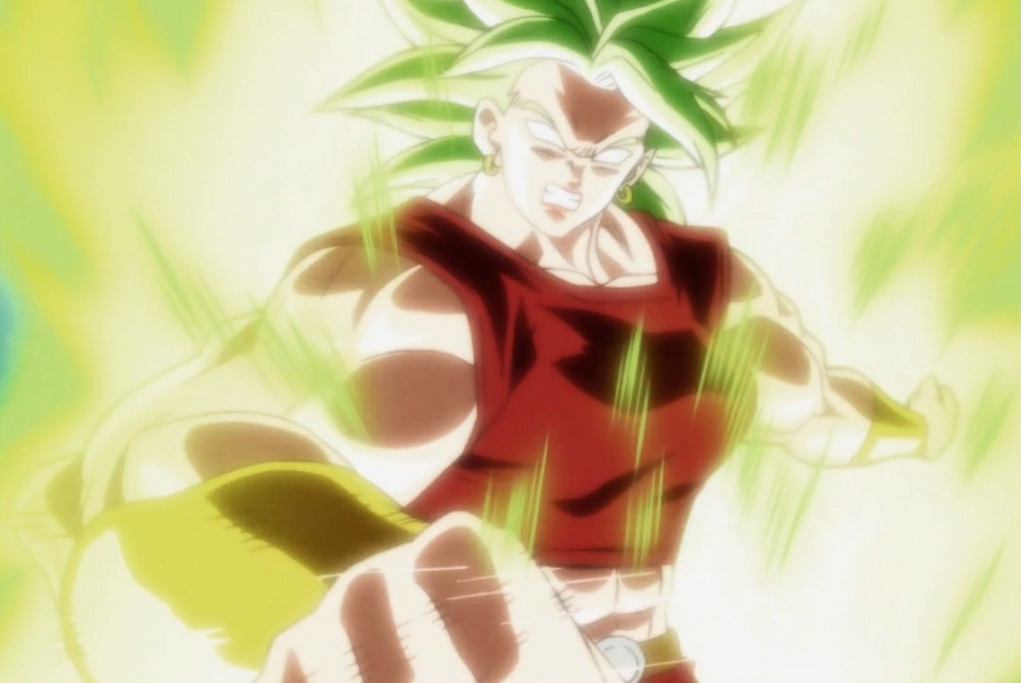 The Internet Reacts To The Newest Legendary Super Saiyan
