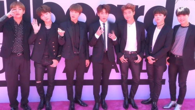 Bts Wows Fans With Surprise Cover Of We Don T Talk Anymore