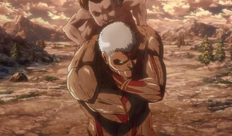 Attack On Titan Ymir