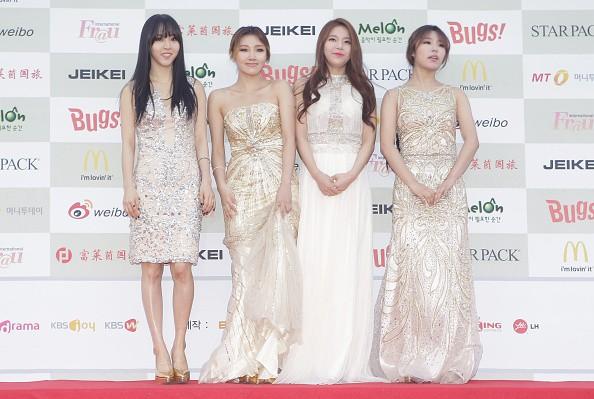 92 Club Members: MAMAMOO's Moonbyul, Baro, BTS' Jin, B1A4's