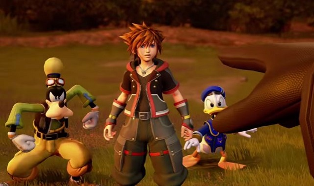Kingdom Hearts III Releases 2018 with New Toy Story World