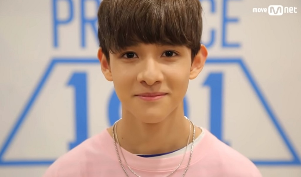 Kim Samuel Is A K Pop Artist Who Joined Produce Season Representing Brave Entertainment