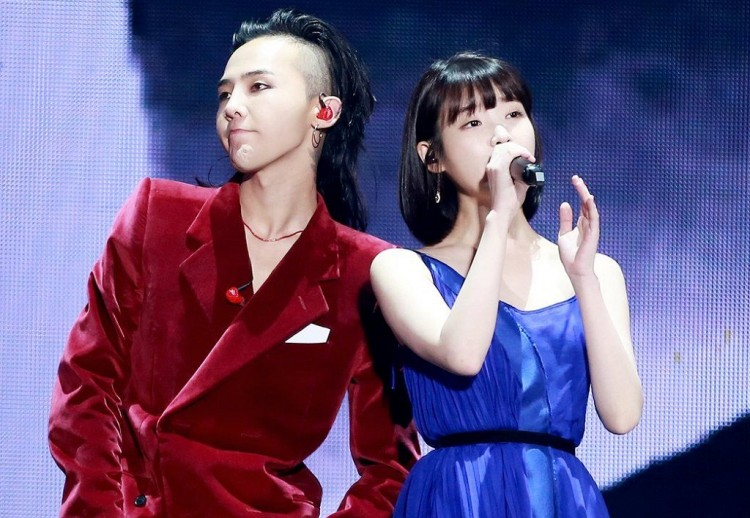 g dragon iu bts twice are voted today s best artists by