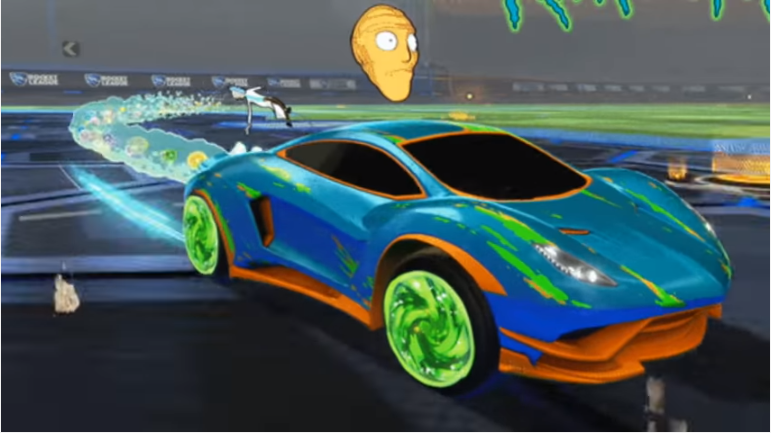 Rocket League All Set For Its Rick And Morty Update Tv Series New Season To Premiere This July Us Koreaportal