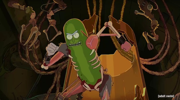 Rick And Morty Season 3 Air Date Spoilers Pickle Rick Battles Rodents Summer Becomes A