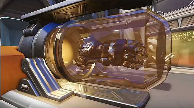 Take cover, Doomfist is coming to Overwatch
