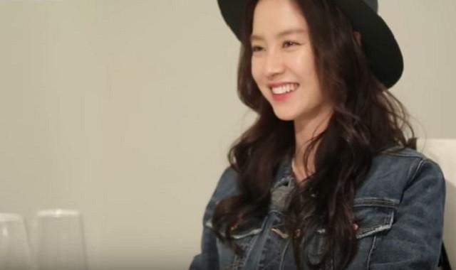 Running Man' Star Song Ji Hyo Displays Natural Beauty In Photo Shoot