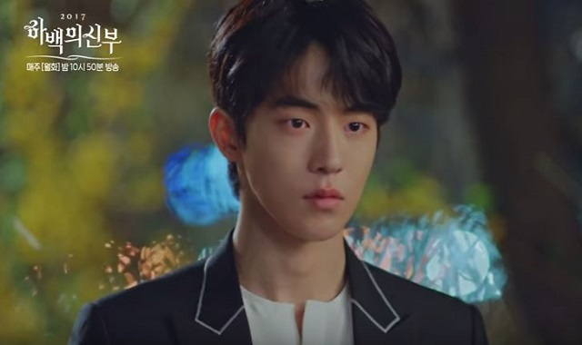 �bride of the water god� actor nam joo hyuk delivers sub