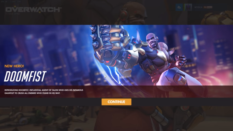u0026 39 overwatch u0026 39  news  updates  doomfist finally arrived  loot