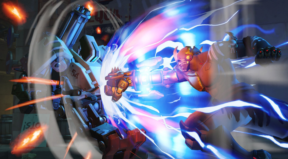 Blizzard details new Overwatch PTR patch, adds that Doomfist fella