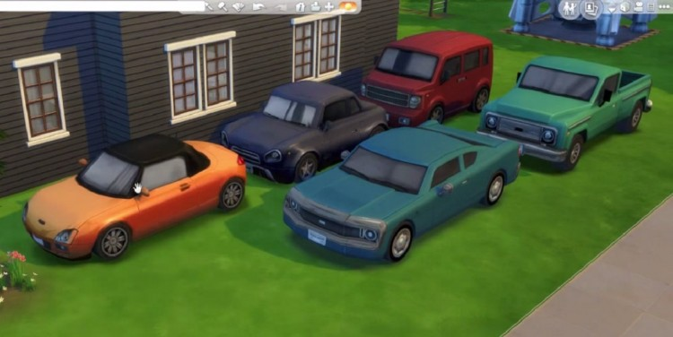 Lcpdfr cars mods in sims