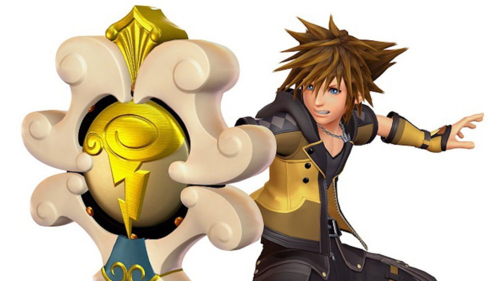 Kingdom Hearts 3 makes good on PlayStation's apocryphal promise