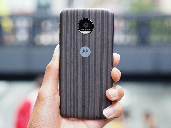The Moto Z2 Force is a powerhouse that plays it safe