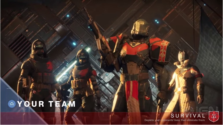 Destiny 2 is getting another new PvP mode called Survival