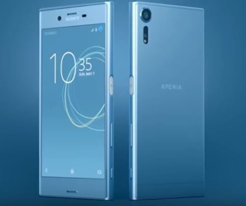 Here Are the Freshly Leaked Renders of Sony Xperia XZ1 Compact