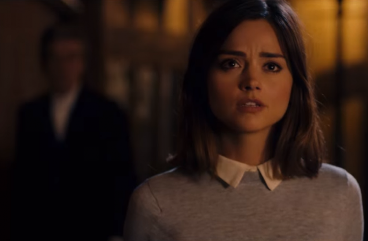 Doctor Who Season 10 Christmas Special.Doctor Who Season 10 Christmas Special Jenna Coleman To