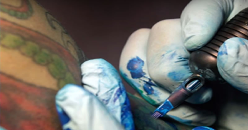 Nanoparticles From Tattoo Ink Can Migrate Through The Body