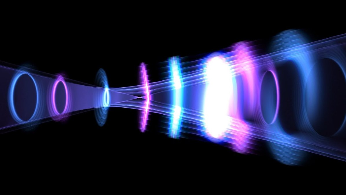 Microchip stores light as sound