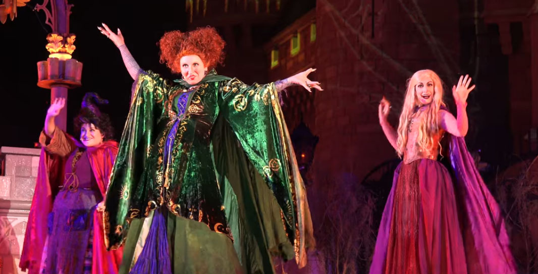 Disney Is Remaking 'Hocus Pocus' - But There's A Catch
