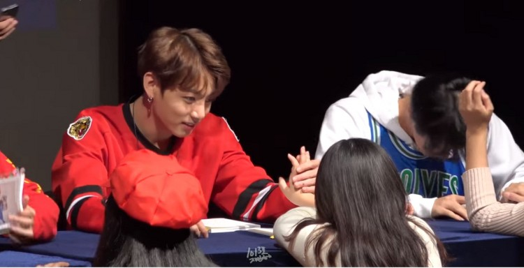 Bts Jungkook Remembers A Fan Netizens Et Jealous Over Sweet Interaction Korea Koreaportal
