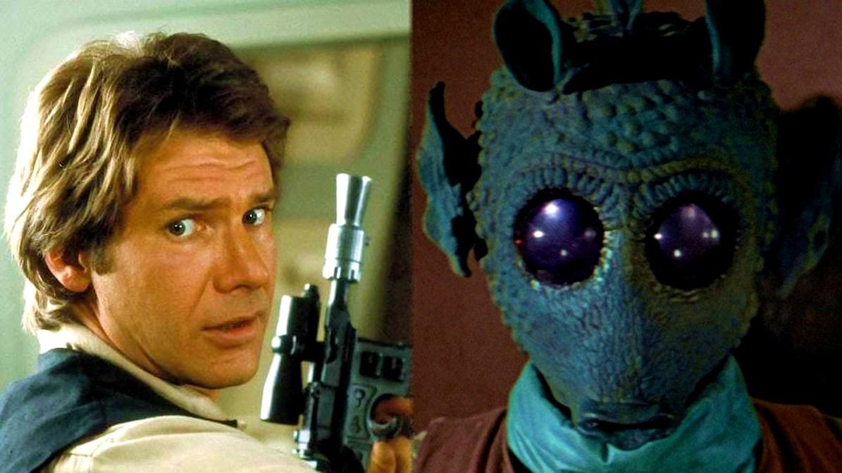New 'Star Wars' Story Reveals Han Solo Stole Greedo's Girlfriend