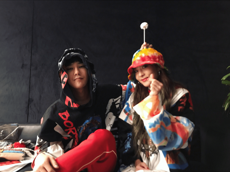 gd and sandara relationship questions