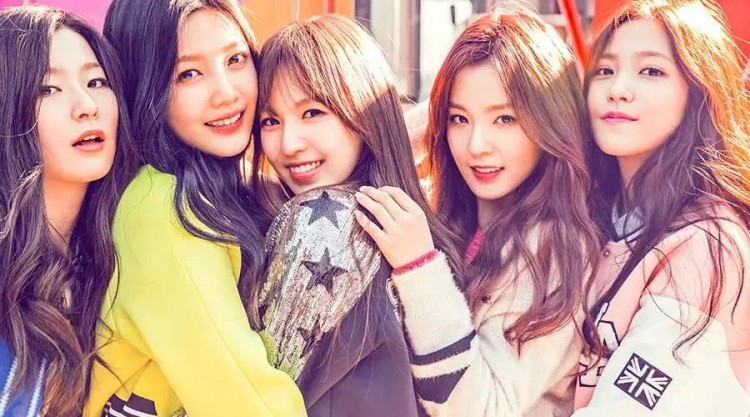 Red Velvet Sports New Hairstyles For Rumored Upcoming