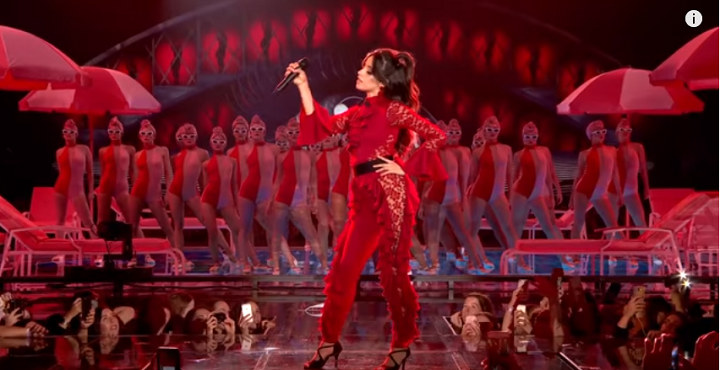 Camila Cabello Releases 'Never Be the Same' Video