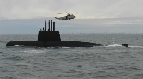 Search for missing Argentinean submarine expands to more area