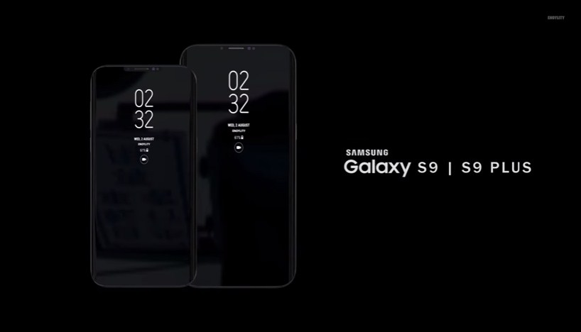 Samsung Galaxy S9 and Galaxy S9