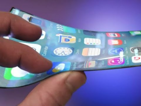 Apple's Foldable Phone Is In Works, Reveals Patent