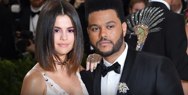 The Weeknd left no traces of Selena Gomez's