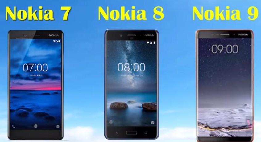 New Nokia 9 And Nokia 8 May Be Announced In January