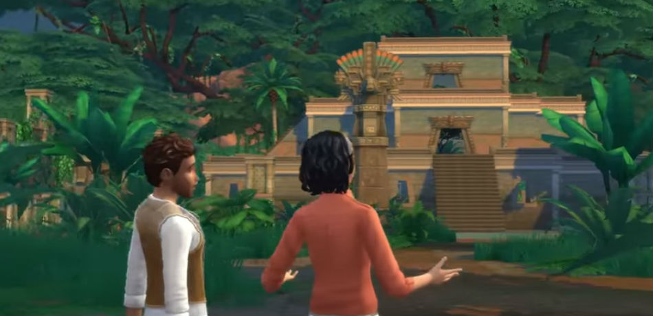 how to add the sims 4 game pack