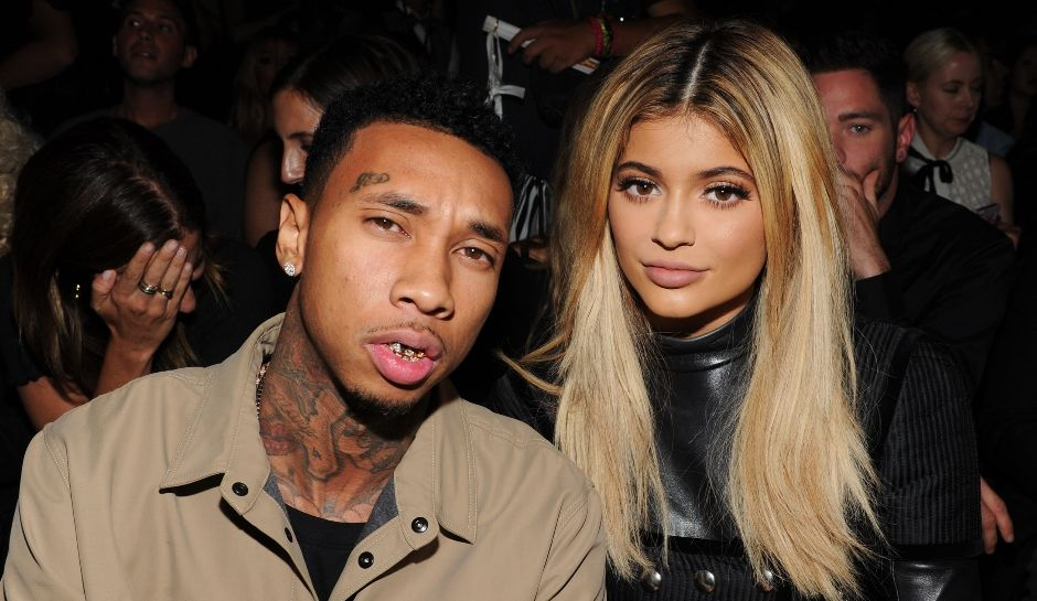 Tyga suggests he was caught cheating on Kylie Jenner in new song