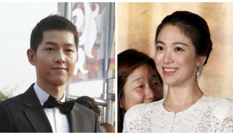 Song Joong Ki, Song Hye Kyo 2018: Song-Song Couple Rumored ...
