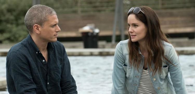 Image result for Michael and Sara Scofield ~ Prison Break
