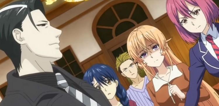 Food Wars Shokugeki No Soma Season 3 Gets Release Date Why Fans