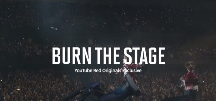 BTS Update: New Docuseries 'BTS: Burn the Stage' To Air On YouTube