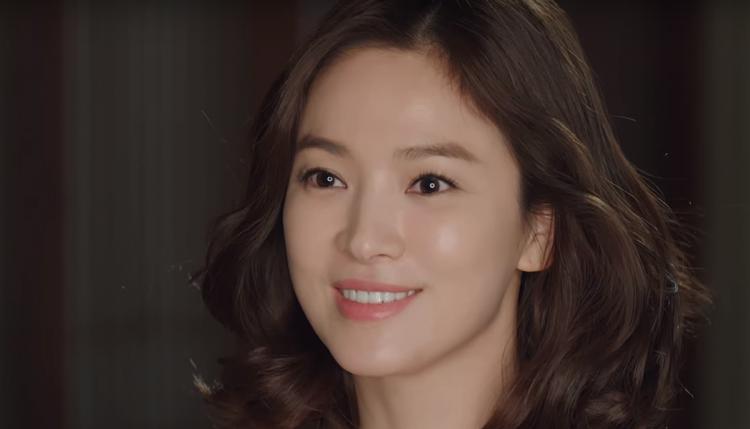 Song Hye Kyo 2018: Song Joong Ki's Wife Officially ...