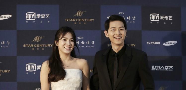Song Joong Ki, Song Hye Kyo 2018: Pair Beaten By PSY And Lee